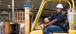 Forklift Certification Calgary